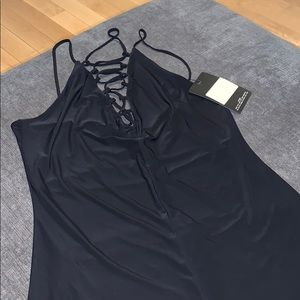 Misguided Slinky Cami Dress